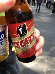 メキシコビール テカテ